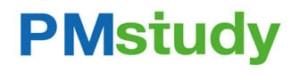 PMstudy logo