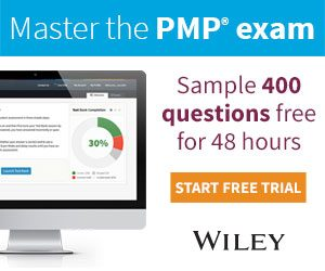 Wiley PMP exam