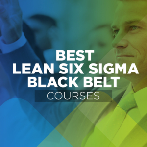 lean six sigma black belt certification training courses