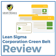 Lean Sigma Corporation Green Belt Review