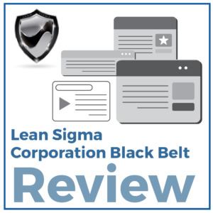 Lean Sigma Corporation Black Belt Review
