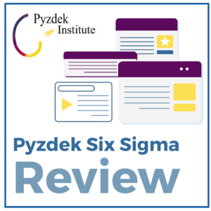 Pyzdek Six Sigma Review