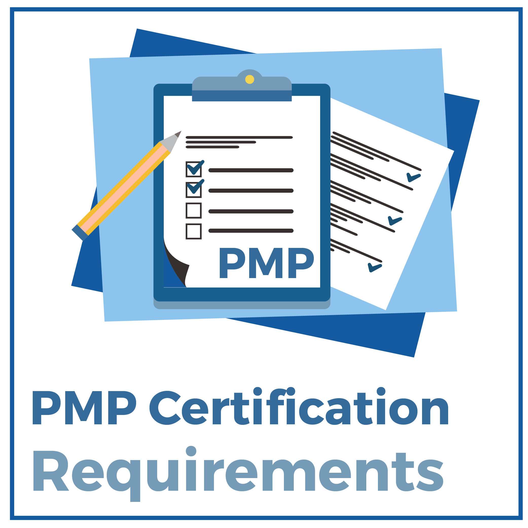 PMP Certification Requirements