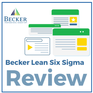 Becker Lean Six Sigma Review
