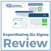 ExpertRating Six Sigma Review