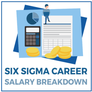Six Sigma Career Salary Breakdown